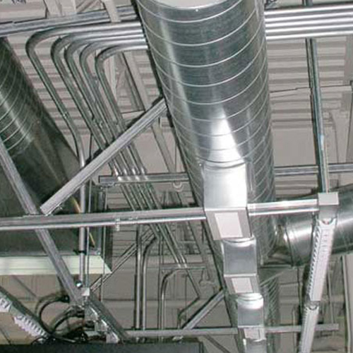 Air duct cleaning by Royal Nettoyage