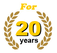 For 20 years
