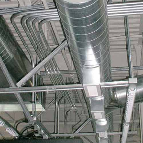 Commercial Air duct Cleaning by Royal Nettoyage
